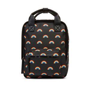 Rainbow Print Backpack 🌈